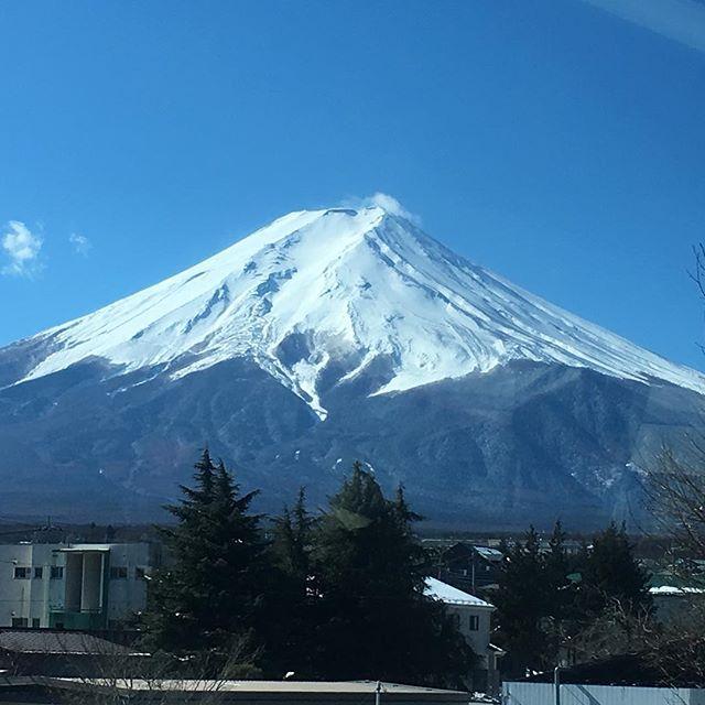 Mt.Fuji#fujisan #富士山 #Japan #綺麗よー!